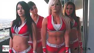 Vlado Presents The Houston Rocket Cheerleaders