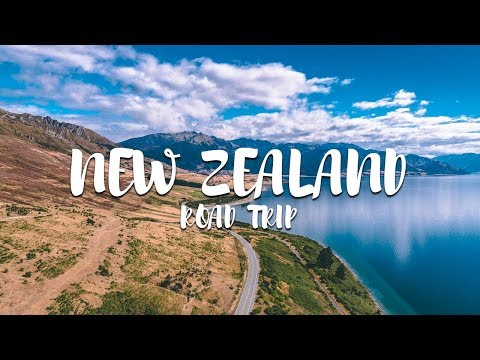 NEW ZEALAND ROAD TRIP TRAILER (EPIC TRAVEL EDIT 2018) /// THESTYLEJUNGLE