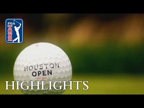 Highlights | Round 2 | Houston Open