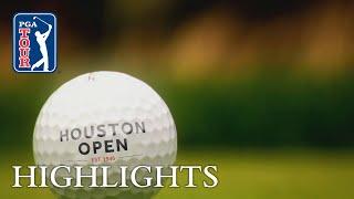 Highlights   Round 2   Houston Open