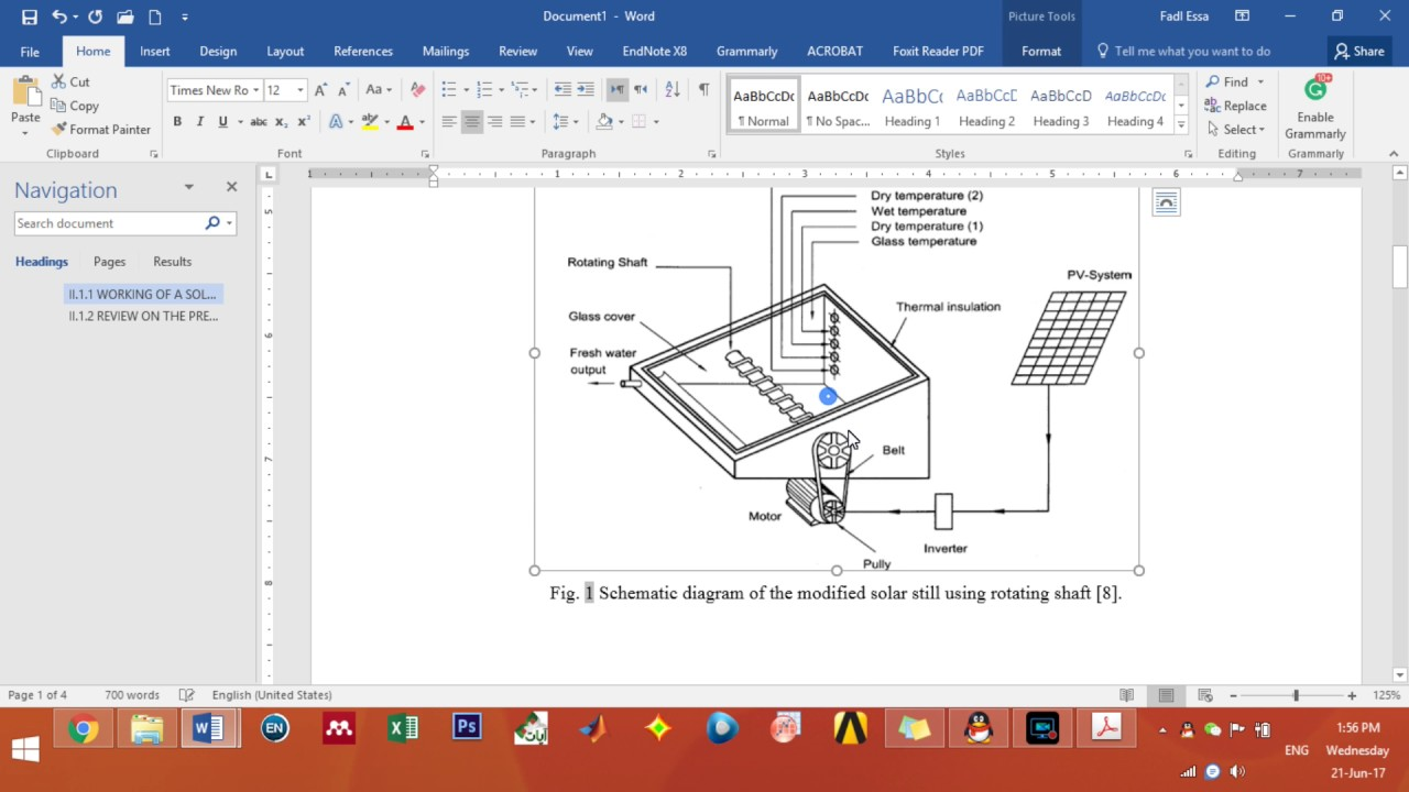 How To Caption A Picture In Word 2