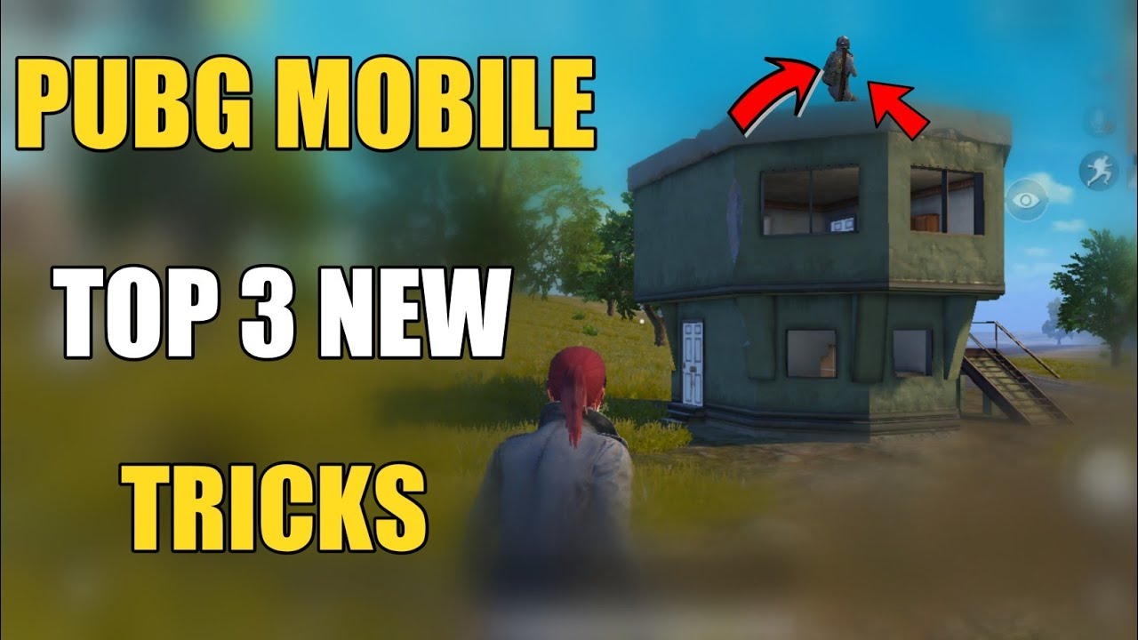 PUBG MOBILE TOP 3 SECRET TIPS AND TRICKS AND HINDI ! ONLY 0 5% PEOPLE KNOW  ABOUT THIS TRICKS IN PUBG