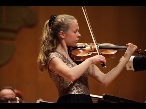 L. v. Beethoven, Concierto para violín (1.er mov.). Hawijch Elders, violín