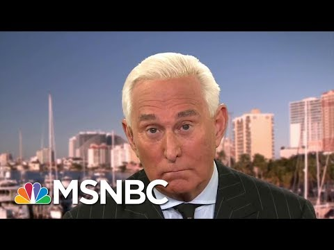 Ari Melber To Roger Stone: Answer The Questions | The Beat With Ari Melber | MSNBC