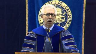 UC Berkeley December Commencement 2015