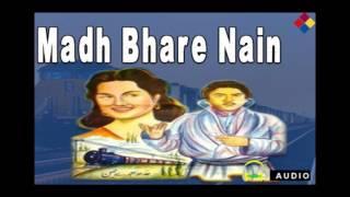 Download Hindi Video Songs - Pahli Na Dusari Tisri Pasand Hai | Madhbhare Nain 1955 | Kishore Kumar