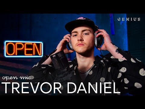 Trevor Daniel Falling (Live Performance) | Open Mic