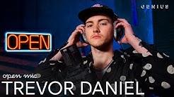 "Trevor Daniel ""Falling"" (Live Performance) | Open Mic"