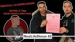 Der 100.000,- € Tipp   RAUBÜBERFALL mit GEISELNAHME   Täter bei blackpqnther