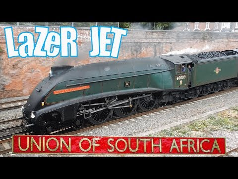 A4 Union Of South Africa 60009 (21/09/17)
