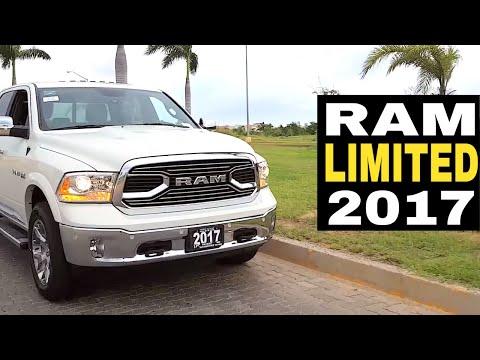 Camioneta Pickup RAM 2017 Hemi 5.7 - ¡Para Camionetas de Lujo, Esta!