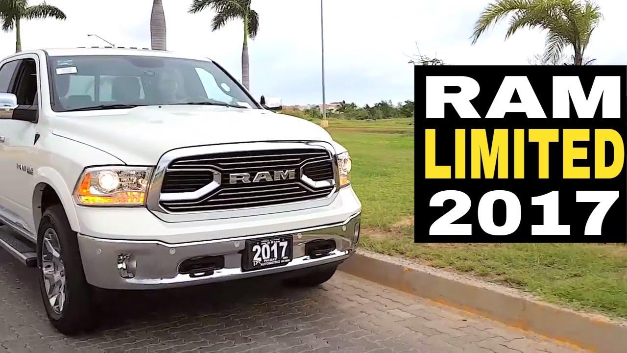 Camioneta Pickup RAM 2017 Hemi 5.7 - ¡Para Camionetas de ...