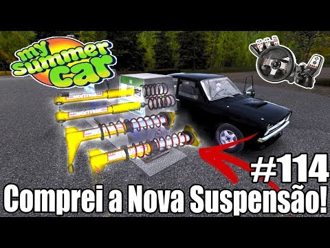 My Summer Car - Encomendei a nova Suspensão! #114