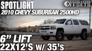 Spotlight - 2010 Chevy Suburban 2500, 6