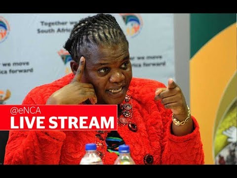 LIVE: Faith Muthambi to answer questions on allegations of wasteful expenditure and nepotism