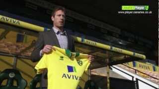FREEVIEW - Luciano Becchio joins Norwich