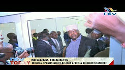 Government officials defy court orders yet again, deny Miguna entry