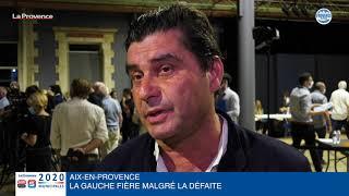 """Municipales à Aix : """"Madame Joissains ne doit pas penser qu'elle a un blanc seing"""" (Pena)"""
