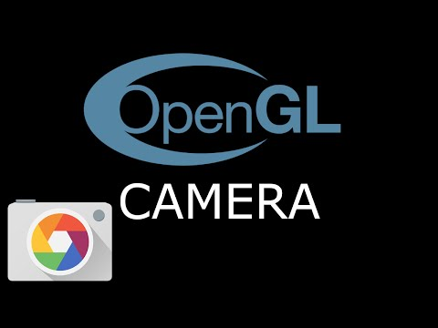 Modern OpenGL 3.0+ [GETTING STARTED] Tutorial 6 - Camera