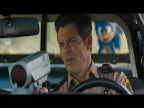 СКОРОСТЬ СОНИКА - Соник в кино фильм 2020 | Соник измеряет свою скорость