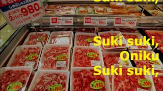 The meat department in the grocery store I lived near in Awa Kamogawa played this 40 second clip on a continuous loop ALL DAY LONG. Hearing this song ...
