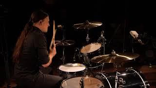 "Pure Alloy Custom 14"" Medium Thin Hihats by Meinl Cymbals PAC14MTH"
