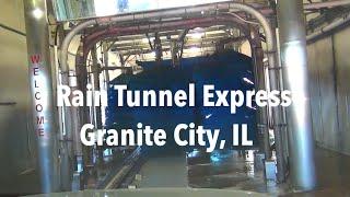 Rain Tunnel Express Car Wash - Granite City, IL