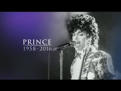 SPECIAL REPORT: Legendary singer, songwriter Prince has died