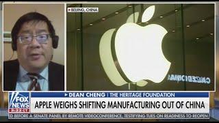 China Trying to Coerce U.S. Companies, Allies | Dean Cheng on Fox News