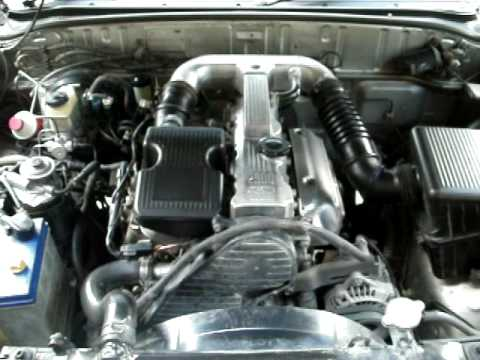 Ford Ranger Diesel Cold Start Youtube