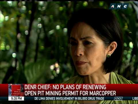 Mining dam crack threatens Marinduque residents
