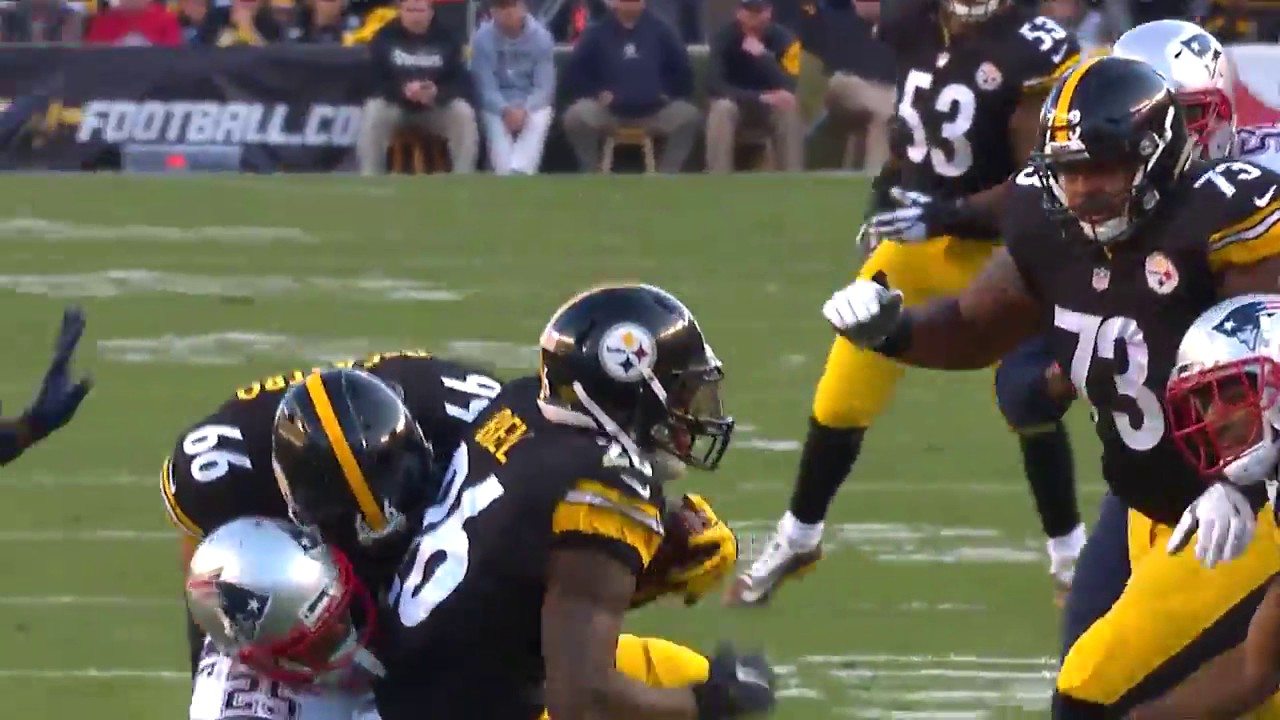 de342a6d19f Le Veon Bell s Top 10 Plays of the 2016 Season Pittsburgh Steelers NFL  Highlights