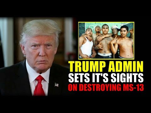 WATCH: President Donald Trump Speech ON MS-13 to Federal, State, and Local Law Enforcement