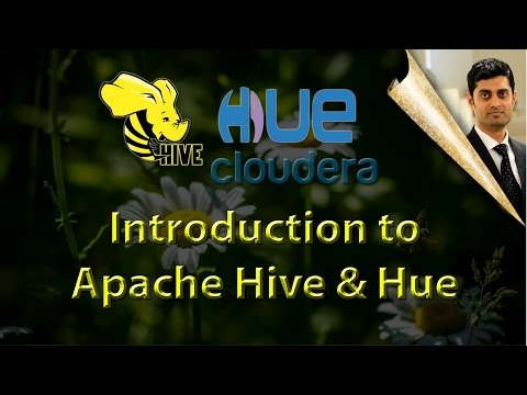 Introduction to Hive and Hue using Cloudera