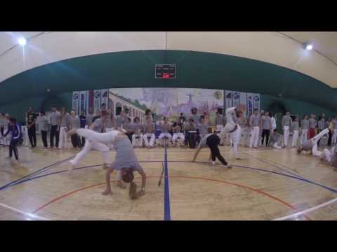 Russian Capoeira Center Big Meeting 2016. Final Roda