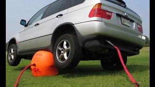 Как правильно поддомкратить автомобиль.(, 2014-12-25T13:26:14.000Z)