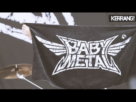Kerrang! Reading Festival 2015: BABYMETAL