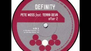Pete Moss feat. Terra Deva - After 2 (Satoshi Tomiie Mix)
