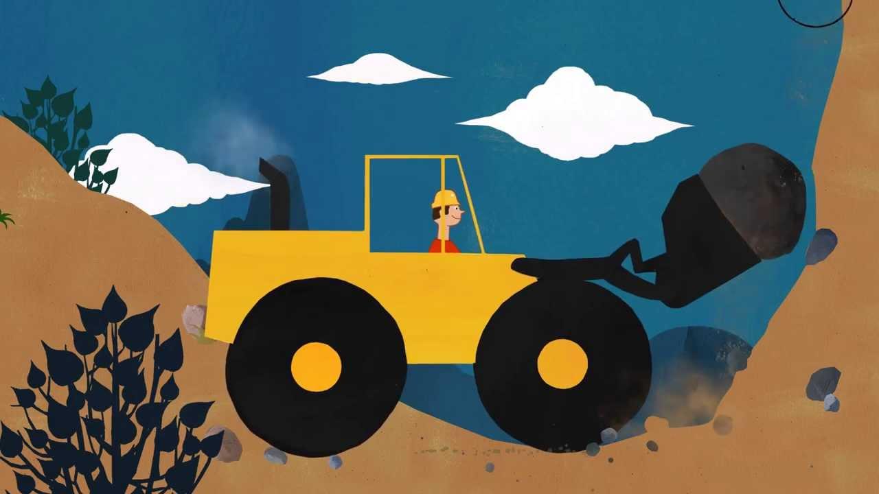 Society need mineral resources | Norges Geologiske Undersøkelse