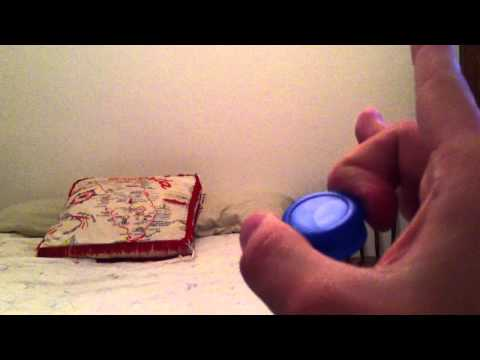 How To Flick A Waterbottle Cap Pretty Fast