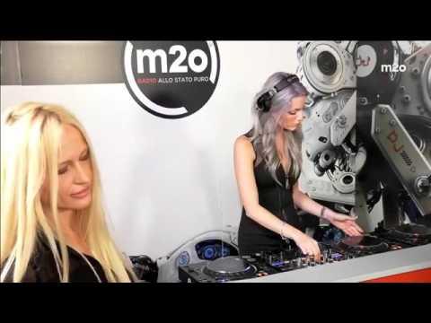Georgia Mos dj-set Live Radio M2o