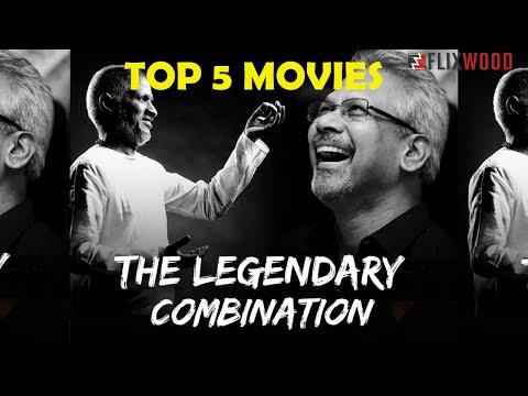 Mani Ratnam & Ilaiyaraaja l Only 5 Tamil Films From This Majestic Combo l Happy Birthday l Flixw