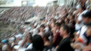 Ponte Preta 2 x 3 Santos 05042009 Festa da Torcida