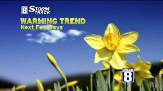 StormTrack 8 Morning Forecast March 21, 2016