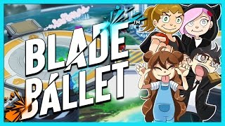 Blade Ballet - Spin To Win! ft. Typical Rascals