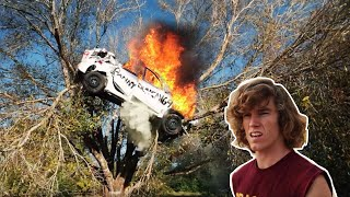 My Car Caught On Fire!