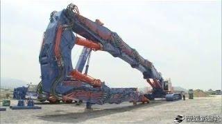 Największe maszyny w świecie