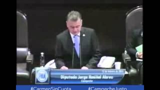 Reforma el Artículo 30 de la Ley de Caminos, Puentes y Autotransportes Federal Jorge Rosiñol Abreu