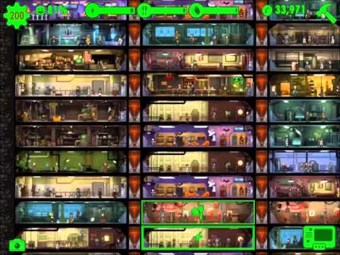 Fallout Shelter - Halloween Themes