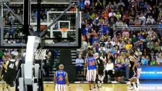 2014 The HARLEM GLOBETROTTERS Basketball Show Highlights